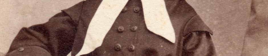 Photo ANNET, 13 bis rue Napoléon, Tarbes, après 1863.