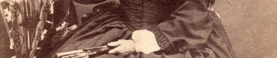 Costume féminin sous Napoléon III