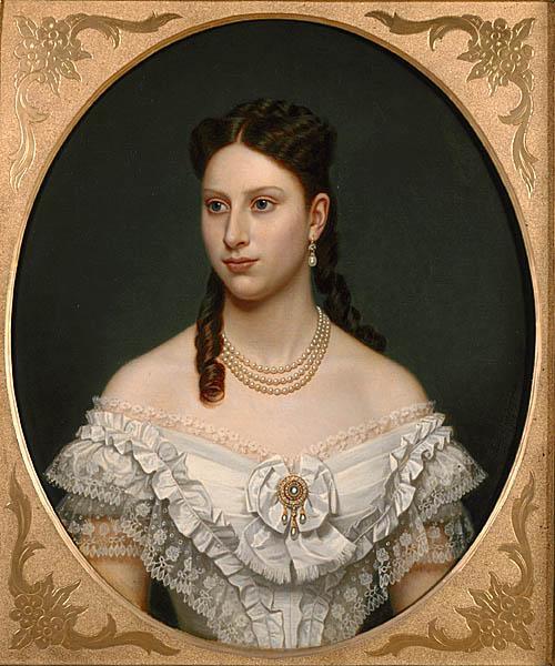 reine Lovisa du Danemark , princesse de Suède et de Norvège (1851-1926)