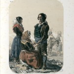 Gitans, 1849.