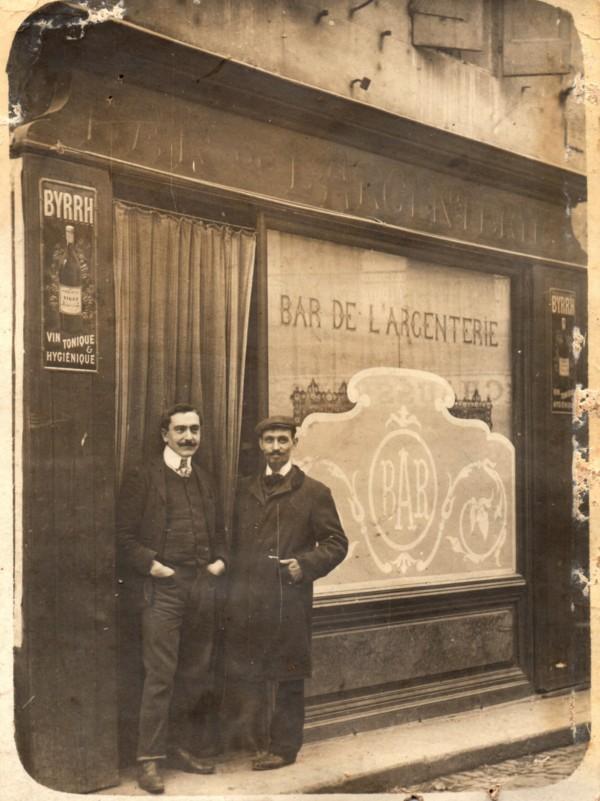 café de l'Argenterie, Perpignan.