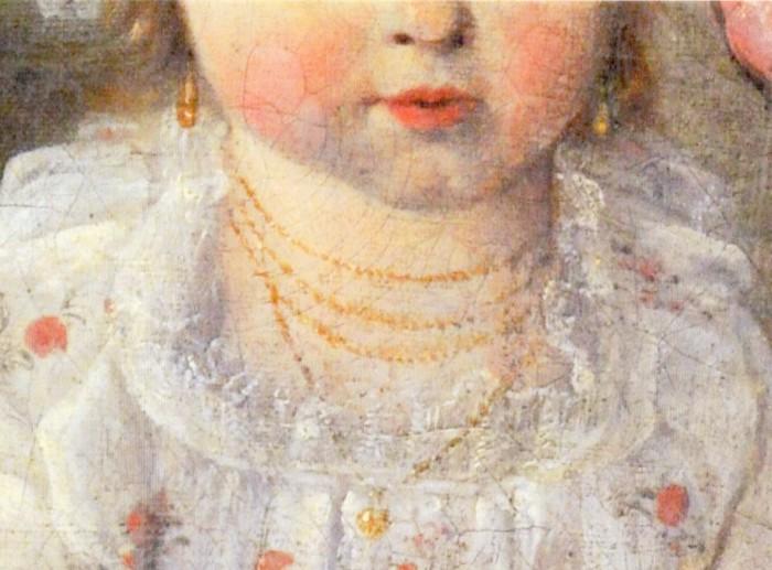 Gamelin détail des bijoux