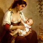 Adélaïde Salles-Wagner, la jeune mère.