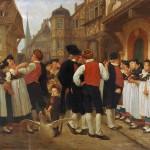 Charles-François Marchal, la foire aux servantes