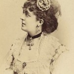 Mlle Berthe Mariani Actrice Francaise, Photo Reutlinger.