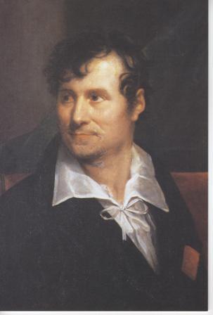 portrait du sculpteur Lemot, Musée de Perpignan.