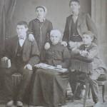 Photo Provost, Perpignan, vers 1885.