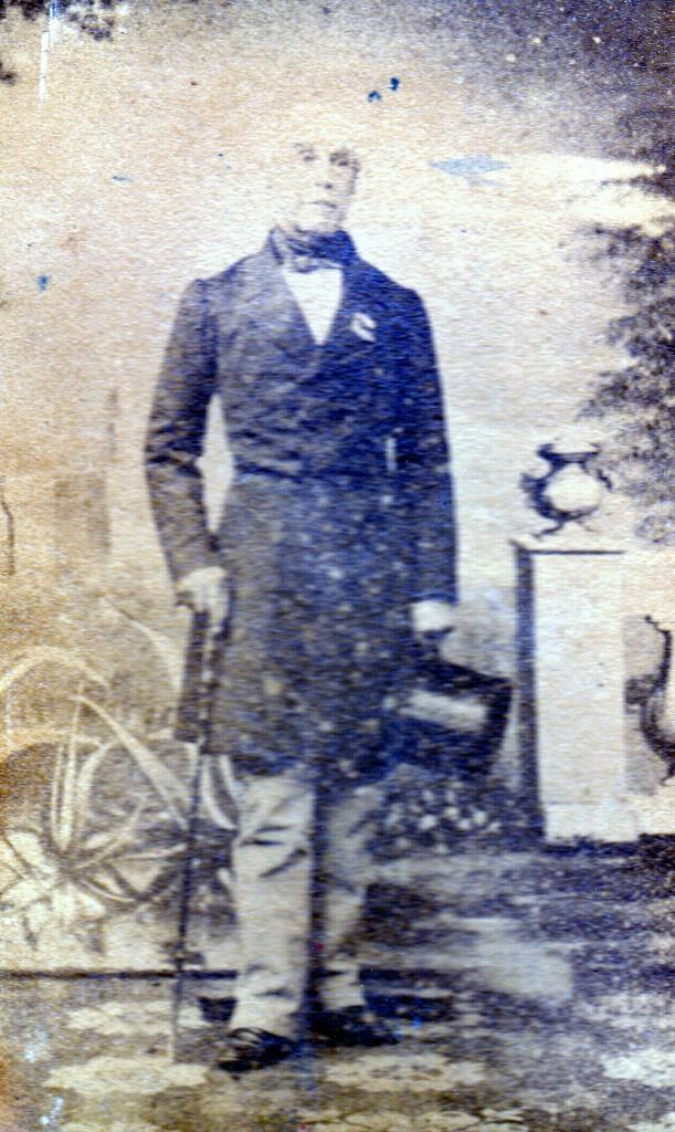 César Escanyé (1798-1866), maître de forges.