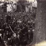 Ille sur Tet procession du 21 avril 1935.