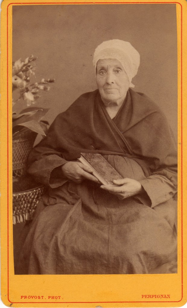 Photo Provost, vers 1880, Perpignan.