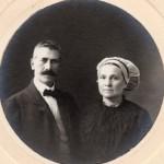 Portrait de Mr et Mme Cazach, Vingrau.