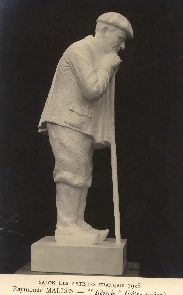 Rèverie, Raymonde Maldès
