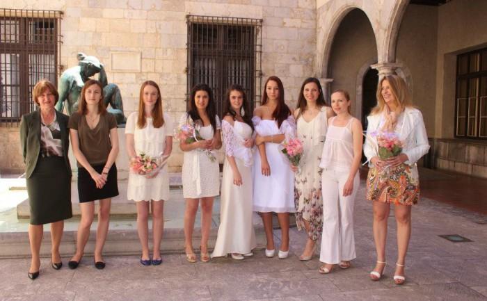 Jeux floraux de Perpignan 2013