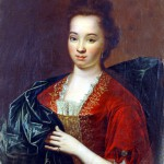 Jeanne de Rousset en 1734