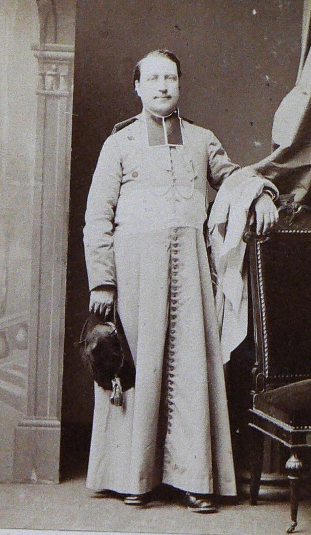 Joseph Frédéric Saivet, évêque.