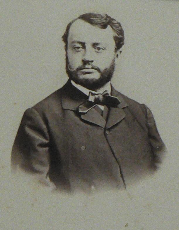 Le baron Fernand de Chefdebien