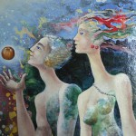 Bernard Romain artiste