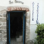 Galerie La Licorne à Belesta 66