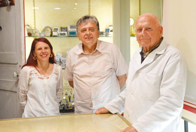 3 génération d'orfèvres bijoutiers !