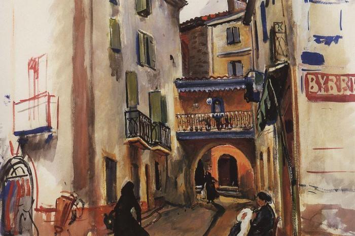 Collioure--1930