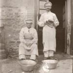 Cuisiniers, Perpignan, 1900.