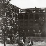 Caserne saint-Jacques, Perpignan, 1900.