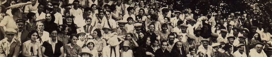 14 aout 1929, fête à Collioure