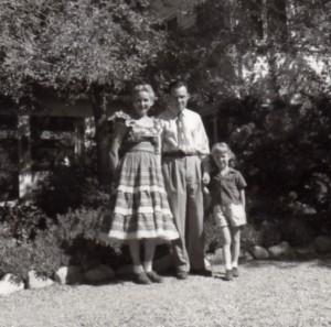 J. le Durdinier à Los Angeles en 1953