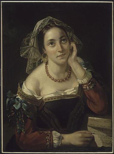 Horace VERNET, GRAZIELLA, AMIE DE LAMARTINE.