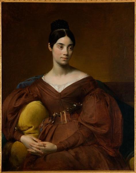 Portrait de Madame Félix Crucy