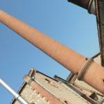 La cheminée, vestige du patrimoine industriel
