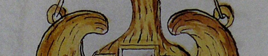 attrib. à Cosme de Barcelona, pendentif en forme d'aigle, XVIIe s. Guadalupe, Archives du Monastère Sainte Marie.