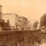 Lavelanet, quai coté nord, Jolieu photo