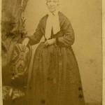 femme marseillaise vers 1860.