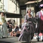 XVIIIe siècle en costumes de cour