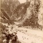 escursion aux gorges de la Frau, Jlieu photo
