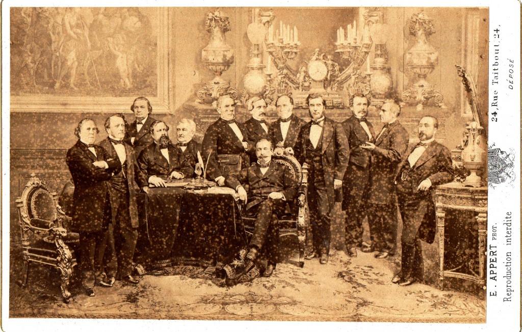 Déclaration de guerre à la Prusse le 2 janvier 1870.