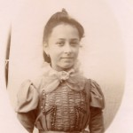 portrait de jeune fille, Jolieu Photo