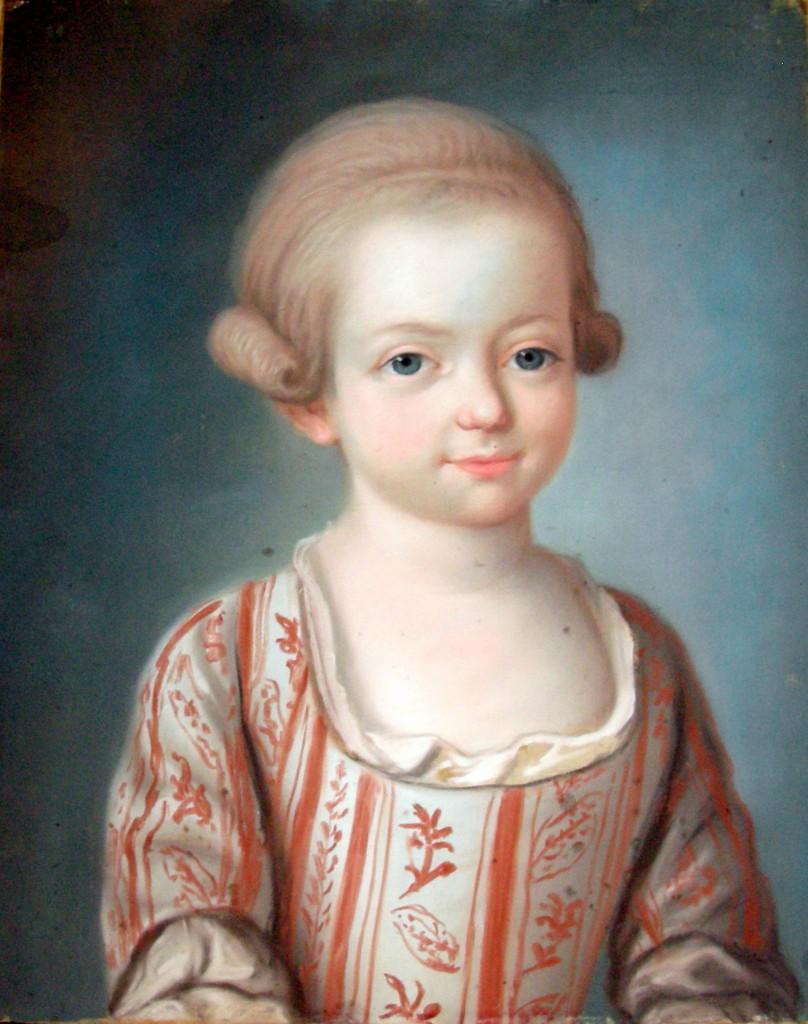 Vial Joseph dit Joli Coeur - Par Chevalier de St Michel - Vers 1769-1770