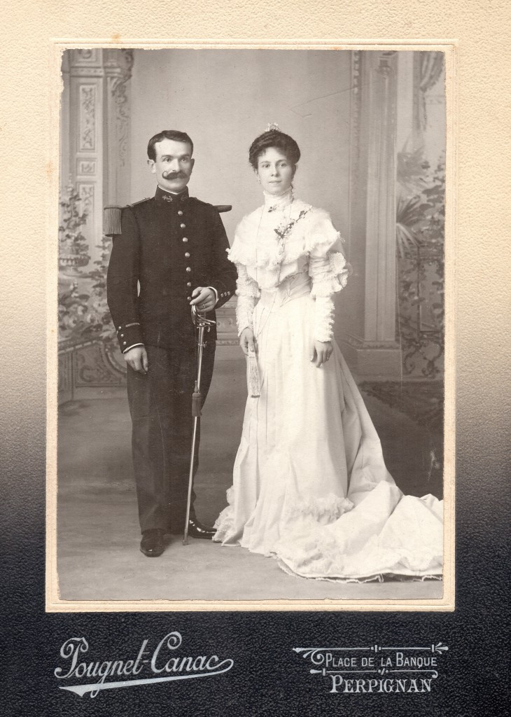 Mariage, Perpignan.