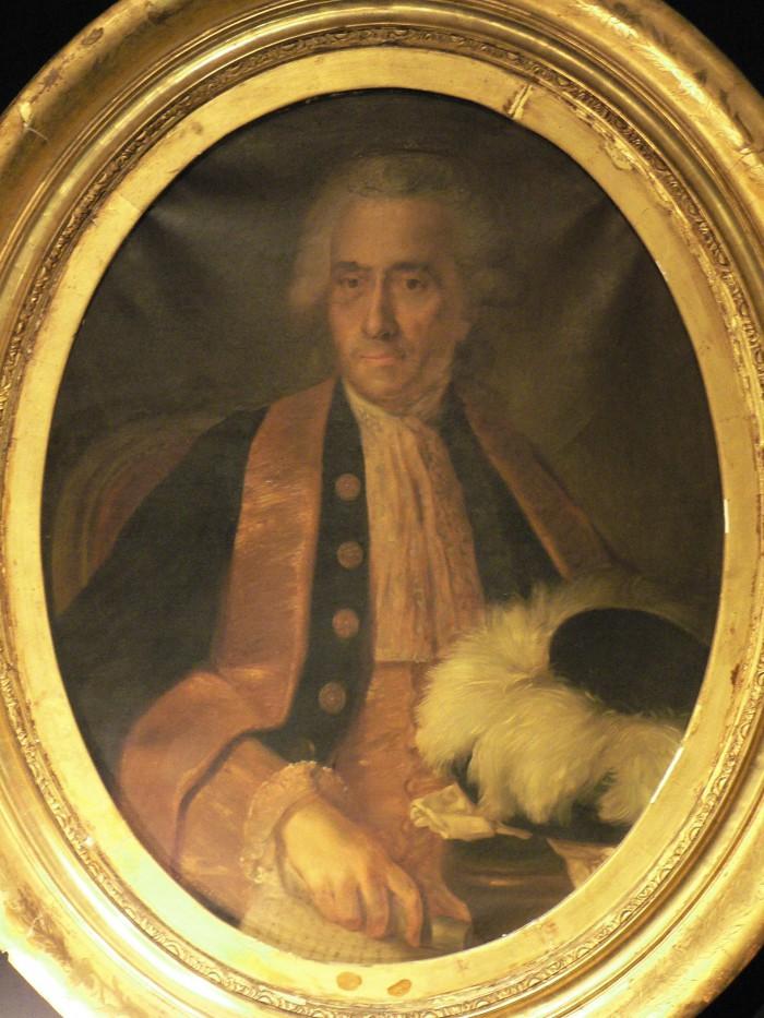 Michel de Coma-Serra, député de la noblesse du Roussillon en 1789.