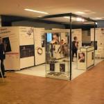 Le stand dédié au bijou traditionnel en Grenat de Perpignan