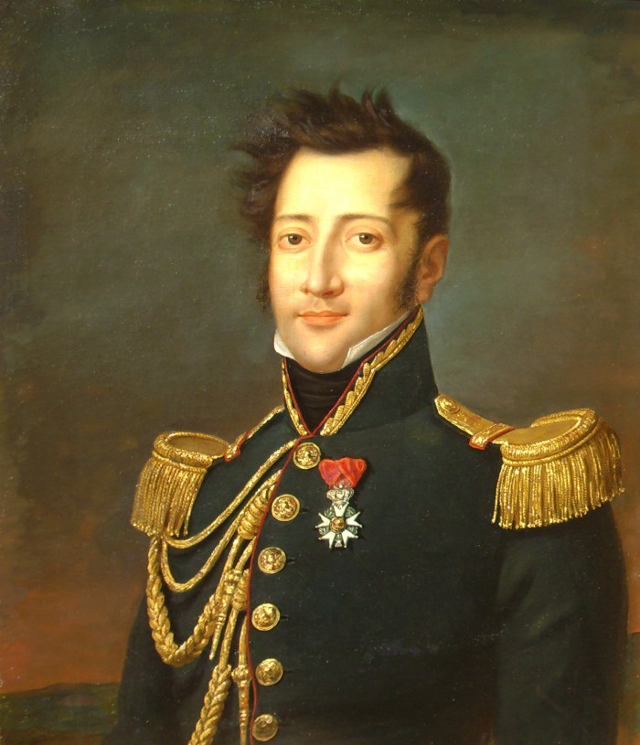 vicomte Philibert Auguste de Raynaud