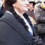 Nicole du groupe nîmois Le Temps du Costume, 3ième Grenat d'Or.
