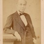 Pierson Paris, Portrait d'Etienne ARAGO.