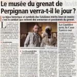 Musée du Grenat Perpignan