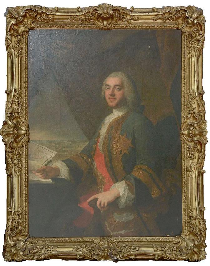 Marc-Pierre de Voyer, comte d'Argenson