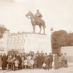 Statue de Joffre, Rivesaltes.