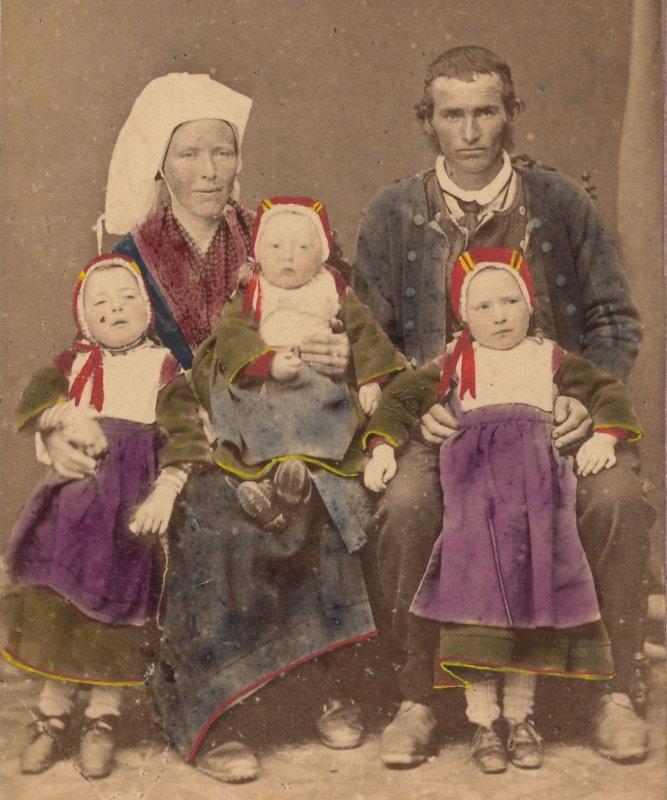 Famille de Plougastel