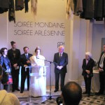 Inauguration, les discours